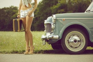 bigstock-Young-Sexy-Girl-On-The-Road-36726250